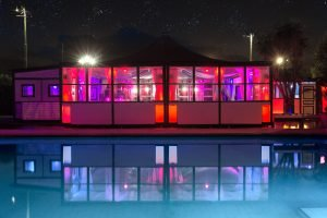 affitto locale per feste in piscina roma